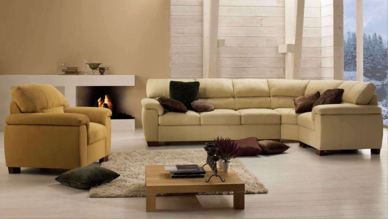 Модульный диван со спальным местом (2)