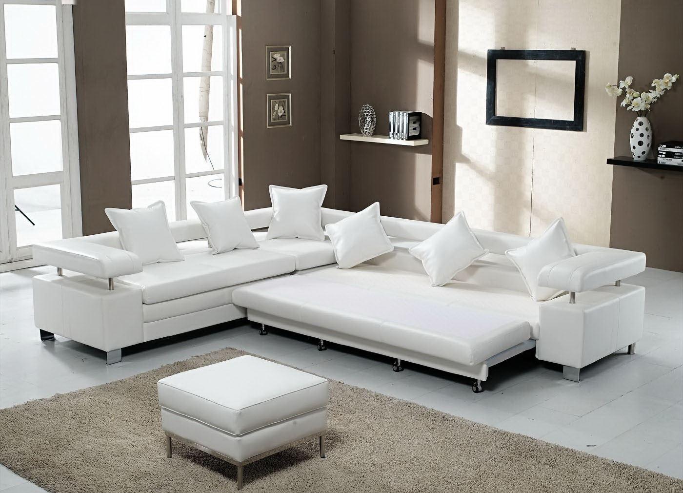 Модульный диван со спальным местом (21)