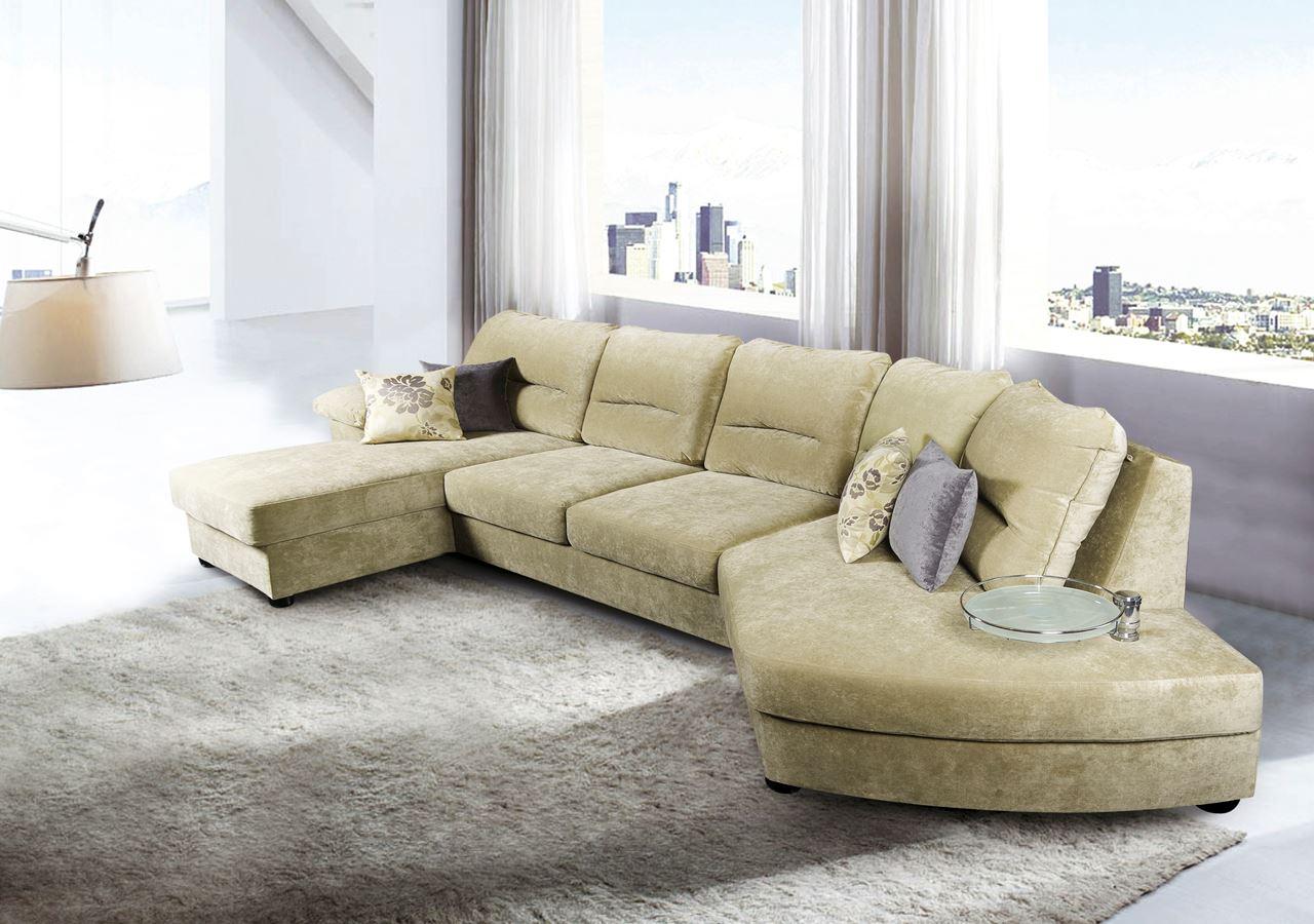 Модульный диван со спальным местом (23)