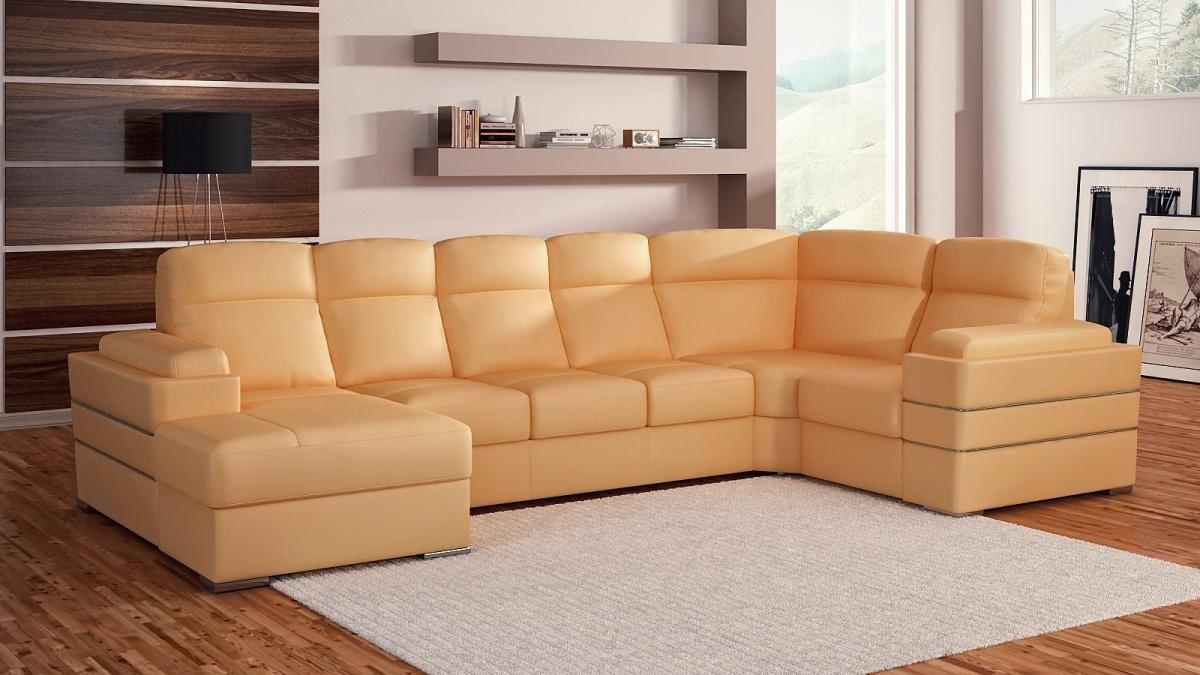 Модульный диван со спальным местом (25)