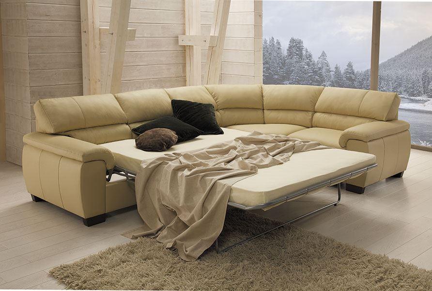 Модульный диван со спальным местом (8)