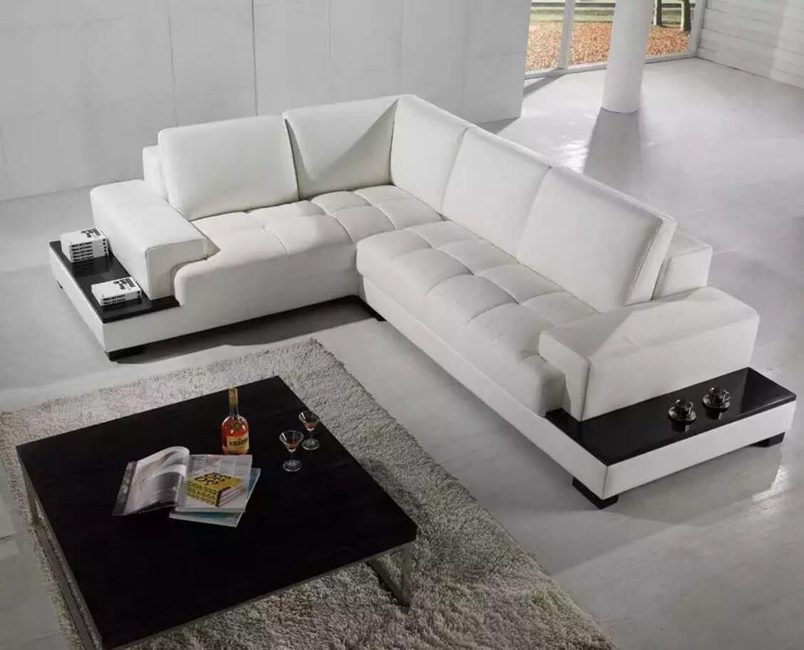 Островной диван в интерьере (11)