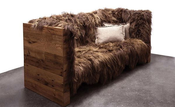 Островной диван в интерьере (23)