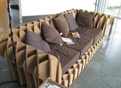 Островной диван в интерьере (27)