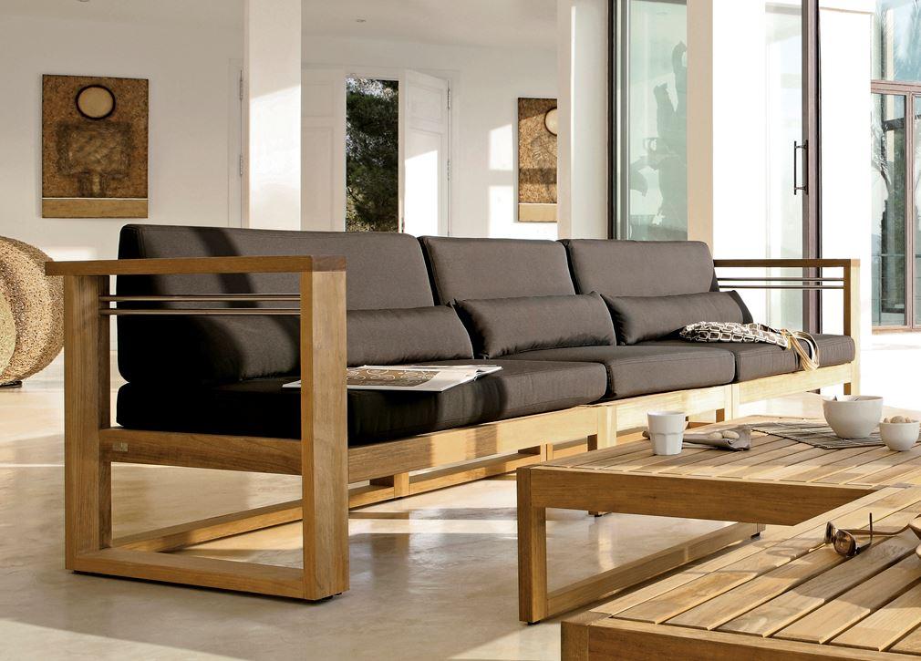 Островной диван в интерьере (4)