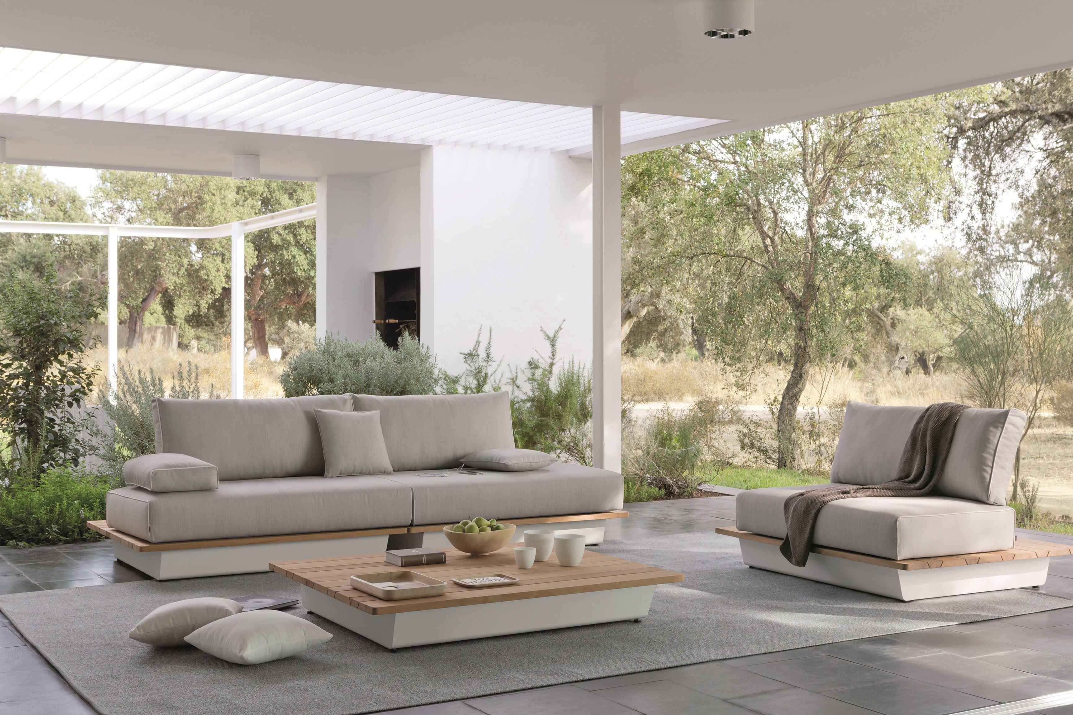Островной диван в интерьере (8)