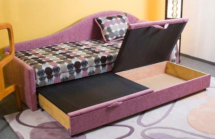 Раскладывающийся диван в кровать своими руками