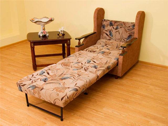 Изготовление кресла кровати