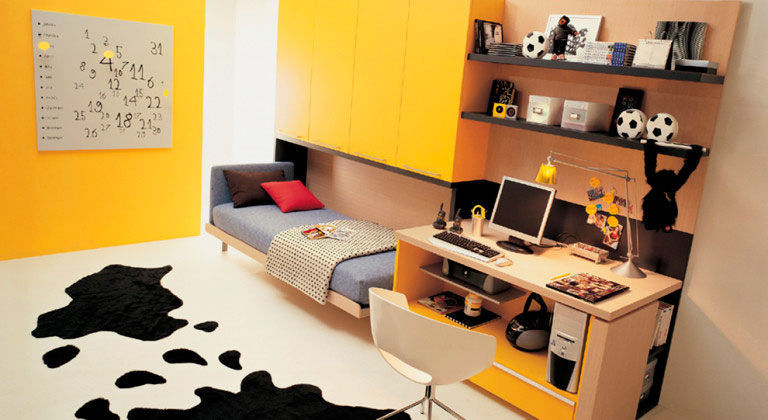 Furniture for teen room