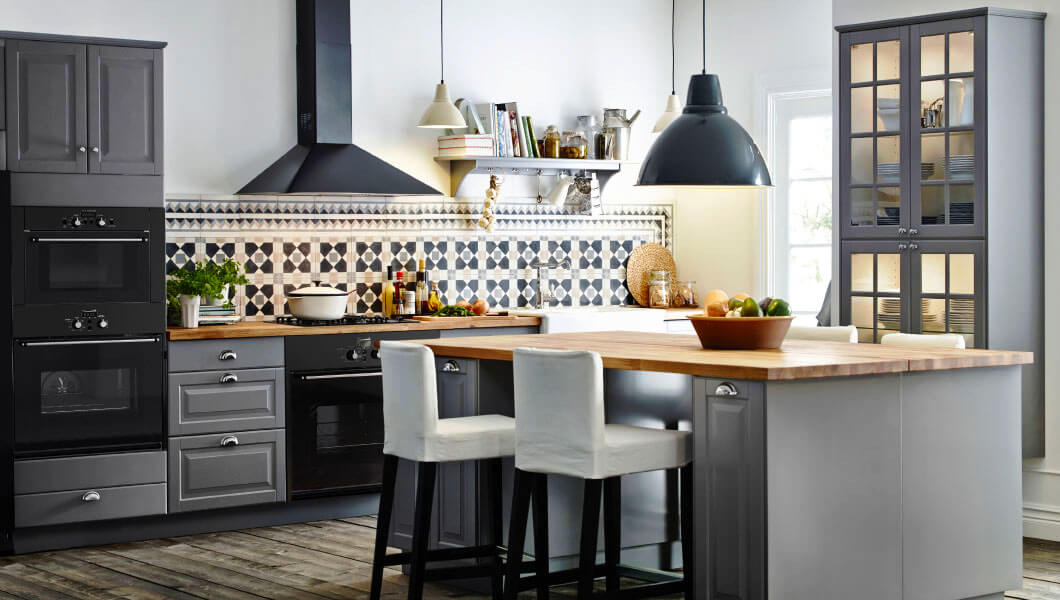 Интерьер кухни икеа фото 2016 современные идеи