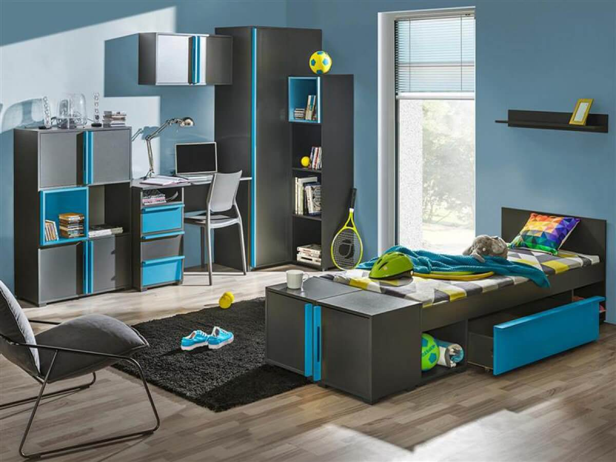 Schlafzimmer Modern Fr Teenager