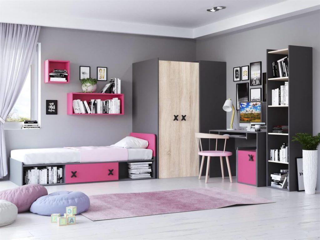 Moderne Luxus Jugendzimmer Mdchen