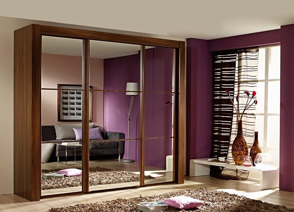 Раздвижные двери в гардеробную комнату своими руками 83