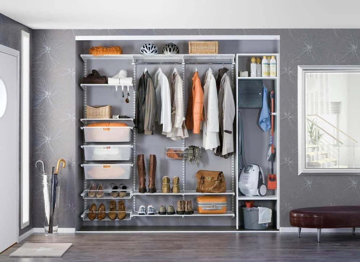Дизайн схем шкафов купе для прихожей фото