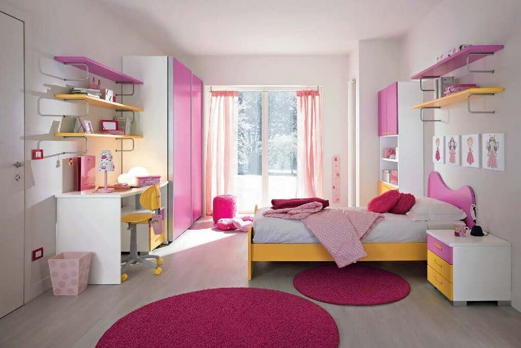 Glamorous bedroom decorating ideas  Ideal Home